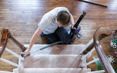 Carpet Cleaning Specials- 5 Rooms $109