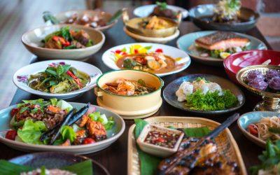 Come Enjoy Authentic Thai Food