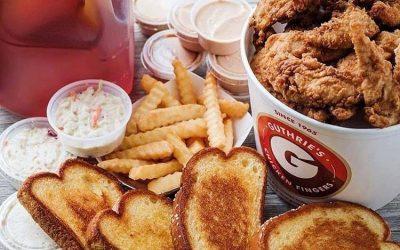 $6 Chicken Finger Box Meal
