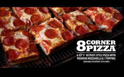 20% Off All Menu Priced Pizzas